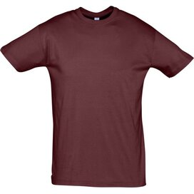 T-shirt Sol's Regent Burgundy