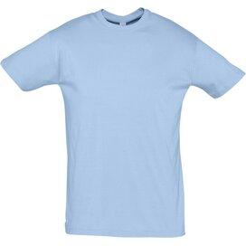T-shirt Sol's Regent Sky Blue