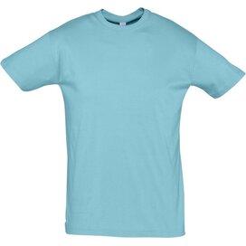 T-shirt Sol's Regent Atoll Blue