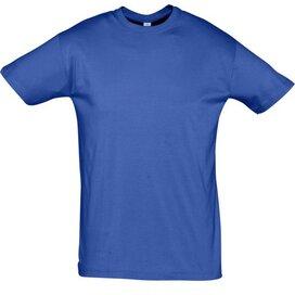 T-shirt Sol's Regent Royal Blue