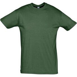 T-shirt Sol's Regent Bottle Green