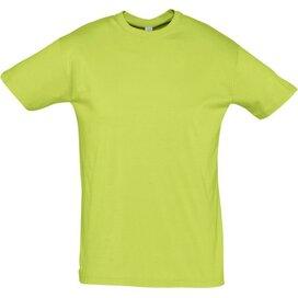 T-shirt Sol's Regent Apple Green