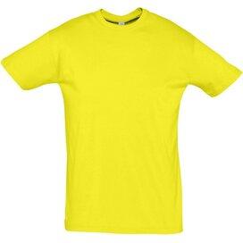 T-shirt Sol's Regent Lemon