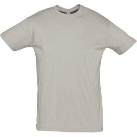 T-shirt Sol's Regent Light Grey