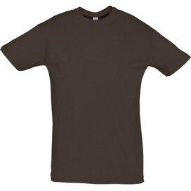 T-shirt Sol's Regent Chocolate