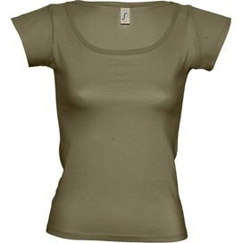 T-shirt Sol's Melrose Women Army