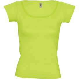 T-shirt Sol's Melrose Women Apple Green