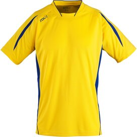 Maracana Lemon/Royal Blue