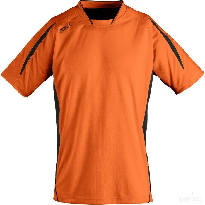 Maracana Orange/Black