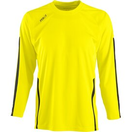 Wembley Longsleeve Lemon/Black