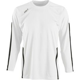 Kids Wembley Longsleeve White/Black