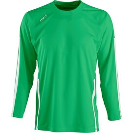 Kids Wembley Longsleeve Bright Green/White