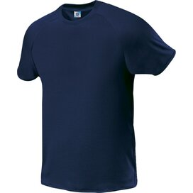 Kids Quick Dry Tee Navy Blue