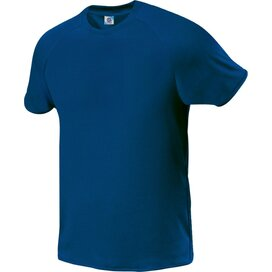Kids Quick Dry Tee Deep Royal