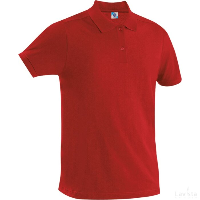 Summer Polo Bright Red