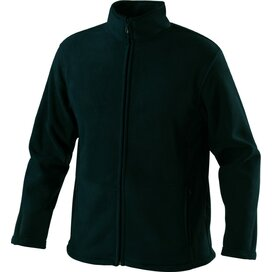 Outdoor Fleece Jacket Black