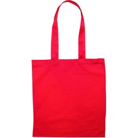 Katoenen tas COTTONEL COLOUR Rood