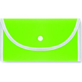 Opvouwbare boodschappentas Foldy Lime groen