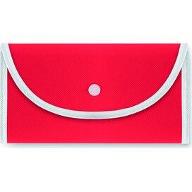Opvouwbare boodschappentas Cosmonova Rood