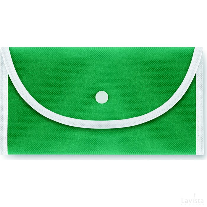 Opvouwbare boodschappentas Foldy Groen