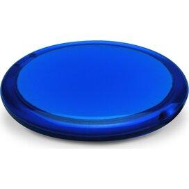 Dubbele spiegel (rond) Radiance Blauw