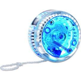 Jojo met knipperend licht Flashyo blauw