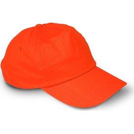 Baseball cap met sluiting Glop Cap Oranje