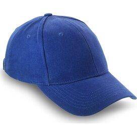Baseball cap met sluiting Natupro Blauw