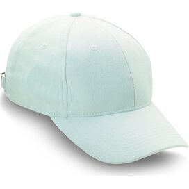 Baseball cap met sluiting Natupro Wit