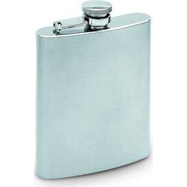 Heupfles 200 ml Slimmy Flask zilver