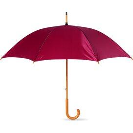Paraplu met houten handvat Cala Bordeaux