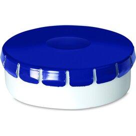 Pepermunt in kunststof doosje Minto Blauw