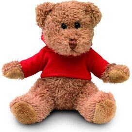 Teddybeer Richard Johnny Rood