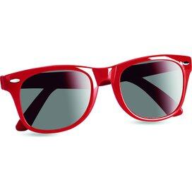 Zonnebril met UV bescherming America Rood