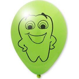 Ballonnen lichtgroen 85/95 cm.
