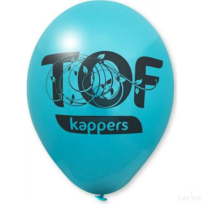 Ballonnen 90/100 cm Turquoise