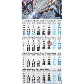 Weekplanning 2016 | 4-maands kalender Budget