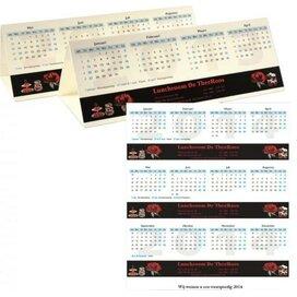 Kalenders drukken | Bureaukalender 3-hoek