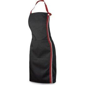 Design keukenschort Zwart/Rood