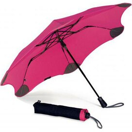 Blunt XS Metro stormparaplu roze