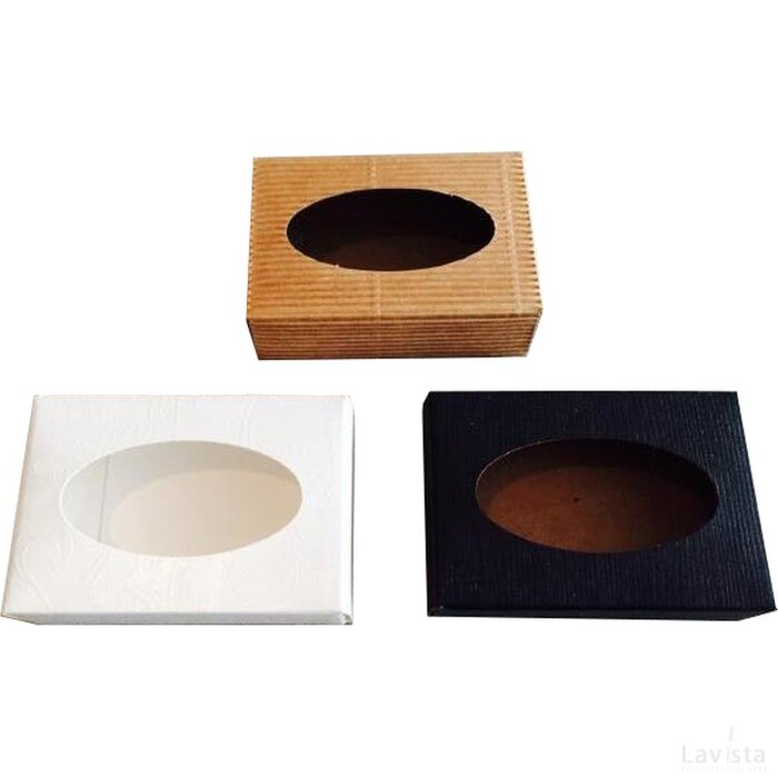 Rechthoekig zeepje 100 grams