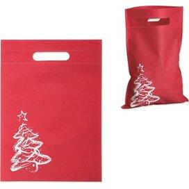 Draagtas Nerva kerst rood