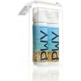 Set zonnebrandspray en waterspray