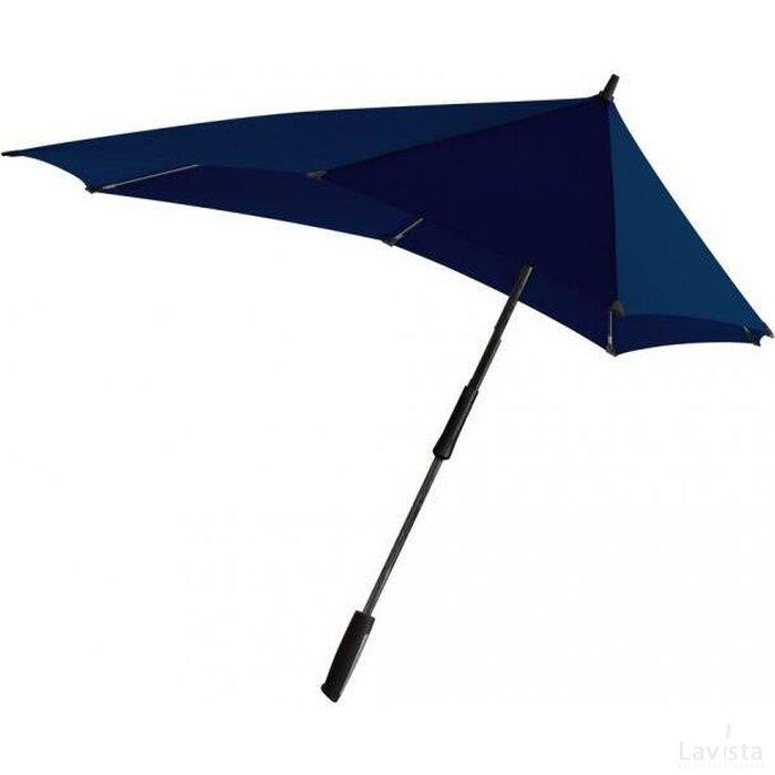 Senz paraplu XXL blauw