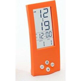 Bureau klok Aafke oranje