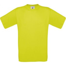 T-shirt B&C Exact 190 Pixel Lime