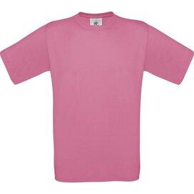 T-shirt B&C Exact 190 Pixel Pink