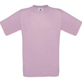 T-shirt B&C Exact 190 Pacific Pink