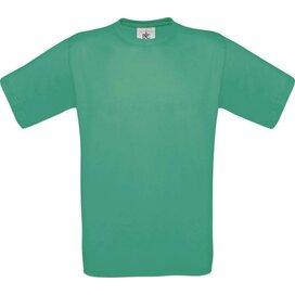 T-shirt B&C Exact 190 Pacific Green