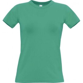 T-Shirt B&C Exact 190 Women Pacific Green